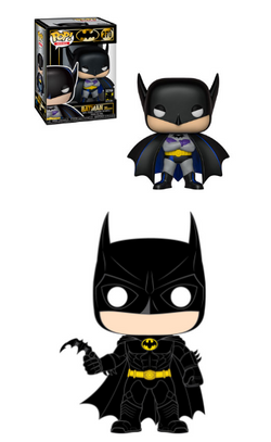 Batman Funko Pop! Complete Set of 2 Classic Batman (Pre-Order)