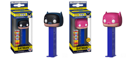 Batman Funko Pop! Pez Batman CHASE & Common (Pre-Order)