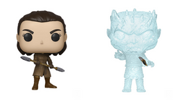 Game of Thrones Funko Pop! Complete Set of 2 Battle of Winterfell (Pre-Order)