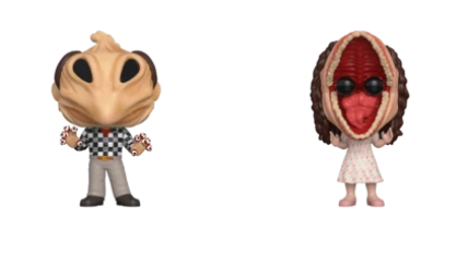 Beetlejuice Funko Pop! Complete Set of 2 (Pre-Order)