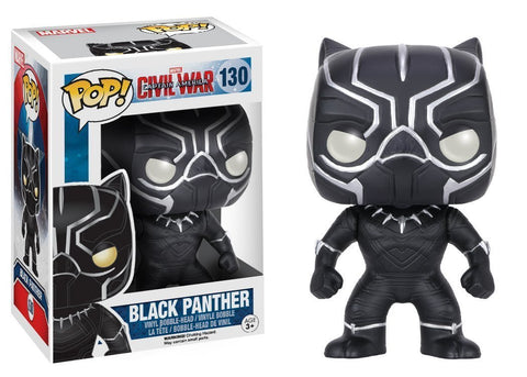 Captain America: Civil War Funko Pop! Black Panther