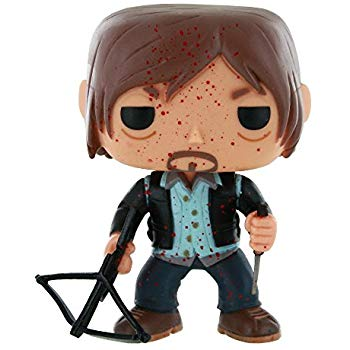 The Walking Dead Funko Pop! Bloody Biker Daryl