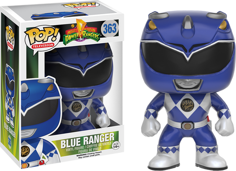 Power Rangers Funko Pop! Blue Ranger