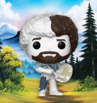 Bob Ross Funko Pop! Bob Ross DIY Exclusive
