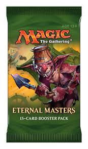 Magic the Gathering - Eternal Masters - Single Pack