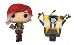 Borderlands 3 Funko Pop! Complete Set of 2 (Pre-Order)