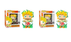 Dragon Ball Z Funko Pop! Legendary Super Saiyan Broly CHASE & Common 6in #623