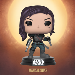 Star Wars: The Mandalorian Funko Pop! Cara Dune #327
