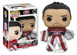 NHL Canadiens Funko Pop! Carey Price #06