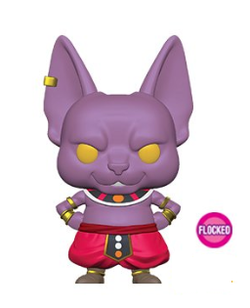 Dragon Ball Super Funko Pop! Champa (Flocked) (Pre-Order)