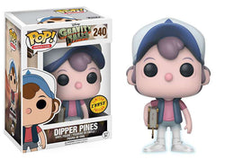 Gravity Falls Funko Pop! Dipper Pines CHASE #240