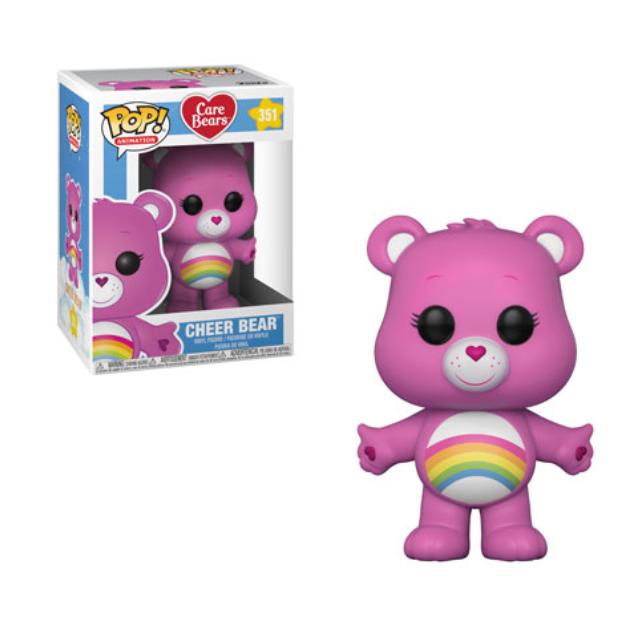 Care Bears Funko Pop! Cheer Bear – Big Apple Collectibles