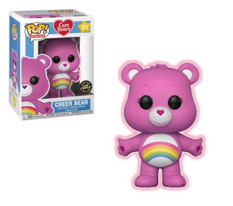 Care Bears Funko Pop! Cheer Bear CHASE