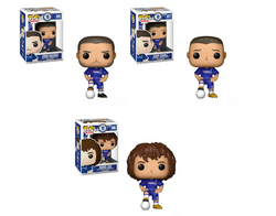 Chelsea Funko Pop! Complete Set of 3 (Pre-Order)