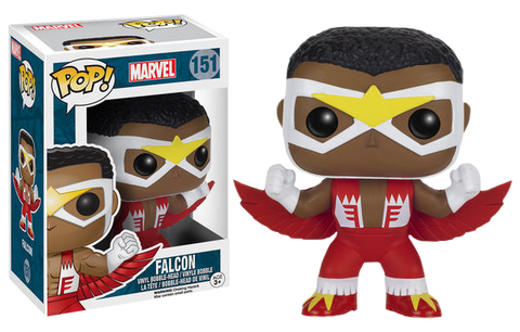 Marvel Funko Pop! Falcon (Classic)