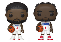 NBA Clippers Funko Pop! Complete Set of 2 (Pre-Order)