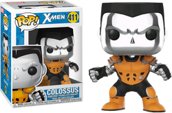 X-Men Funko Pop! Colossus (Chrome) #411
