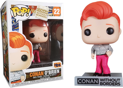 Conan Without Borders Funko Pop! Conan O'Brien (K-Pop) #22 (Pre-Order)