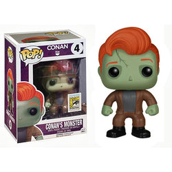Conan O'Brien Funko Pop! Conan's Monster #4