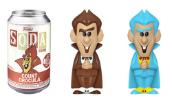 Ad Icon Funko Vinyl SODA Count Chocula (Chance of Chase)