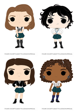The Craft Funko Pop! Complete Set of 4 (Pre-Order)