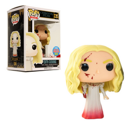 Crimson Peak Funko Pop! Edith Cushing (Bloody) (Convention Sticker) #235