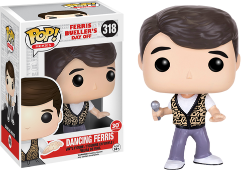 Ferris Bueller's Day Off Funko Pop! Dancing Ferris