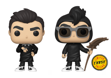 Schitt's Creek Funko Pop! David CHASE & Common (Pre-Order)