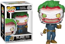 DC Super Heroes Funko Pop! The Joker (Death of the Family) #273 (Pre-Order)