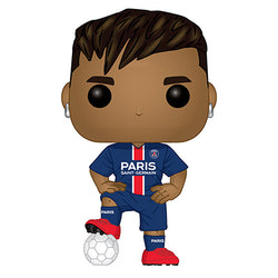 Paris Saint-Germain Funko Pop! Neymar Da Silva Santos Jr #20