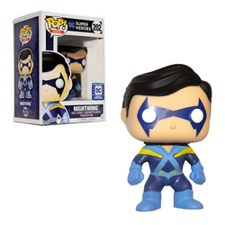 DC Super Heroes Funko Pop! Nightwing #202