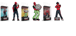 Deadpool FiGPiN Mini Complete Set of 3 (Pre-Order)