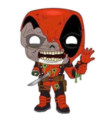 Marvel Zombies Funko Pop! Zombie Deadpool (Pre-Order)