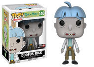 Rick and Morty Funko Pop! Doofus Rick