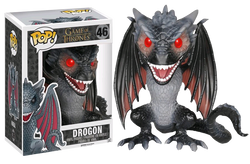 Game of Thrones Funko Pop! Drogon (Red Eyes) 6in #46
