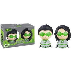 Emerald City Comic Con Funko DORBZ 2016 ECCC (Convention Sticker) (2-Pack)