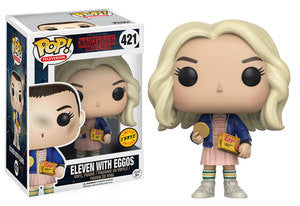 Stranger Things Funko Pop! Eleven with Eggos CHASE
