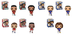 English Premier League Funko Pop! Complete Set of 7 (Pre-Order)