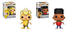 Hey Arnold! Funko Pop! Complete Set of 2 Exclusives (Pre-Order)