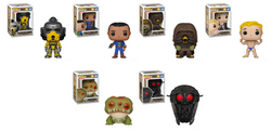 Fallout 76 Funko Pop! Complete Set of 6 (Pre-Order)