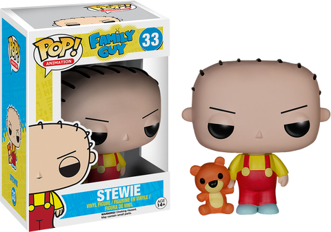 Family Guy Funko Pop! Stewie #33