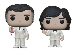 Fantasy Island Funko Pop! Complete Set of 2 (Pre-Order)