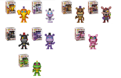 Five Nights at Freddy's Funko Pop! Complete Set of 8 (Pre-Order)