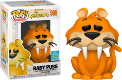 The Flintstones Funko Pop! Baby Puss #598 (Pre-Order)