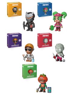 Fortnite Funko 5 Star Complete Set of 5 (Pre-Order)
