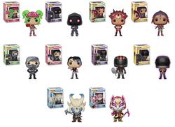 Fortnite Funko Pop! Complete Set of 10 Wave 2 (Pre-Order)