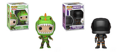 Fortnite Funko Pop! Complete Set of 2 Wave 2 (Pre-Order)