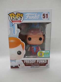 Freddy Funko Pop! Flintstone Freddy #51