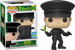 Green Hornet Funko Pop! Kato (Shared Sticker) #856 (Pre-Order)