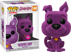Scooby-Doo! Funko Pop! Scooby-Doo (Flocked) (Purple) #149 (Pre-Order)